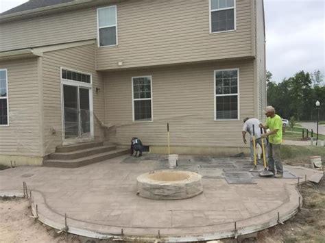 Walkers Concrete Llc  Stamped Concrete Patio Start To. Stone Patio Photos. Patio Store Des Moines. Paver Patio Tips. Flagstone Patio Gator Dust. Patio Renovations Brisbane. Patio Bar Red Deer. Concrete Patio Houzz. Patio Design Jacksonville Fl