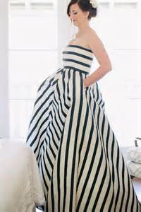 black and white striped wedding dress the best finds of the week seating charts decor and more wedding by wedpics