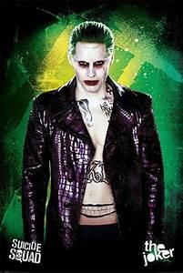 Suicid Squad Joker : suicide squad joker wallpaper wallpapersafari ~ Medecine-chirurgie-esthetiques.com Avis de Voitures