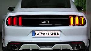Mustang 2015   Us To Eu Tail Lights Sequential