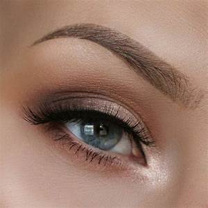 Effekvolles Make Up Fr Blaue Augen Tolle Schminktipps