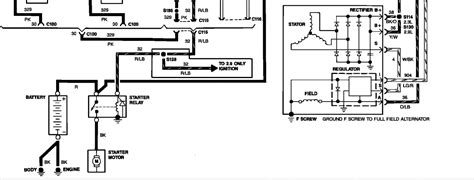 1986 Ford Alternator Wiring by How Should The Alternator Be Wired In A 1989 Ford Ranger