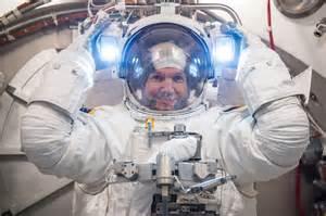 NASA Astronaut Space Suit