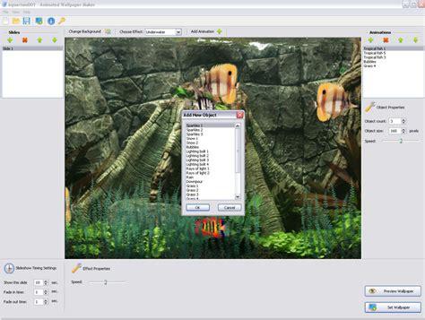 Desktoppaints Animated Wallpaper Maker - برنامج animated wallpaper maker 2 3 0لانشاء خلفيات متحركة