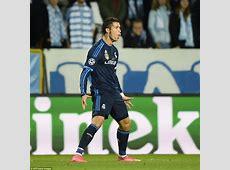 Malmo 02 Real Madrid Cristiano Ronaldo passes the 500