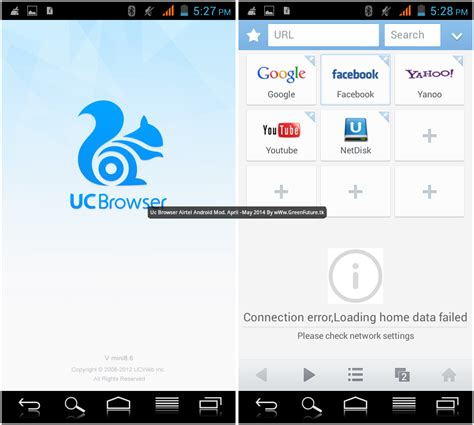 beta developers inc new uc browser for airtel android
