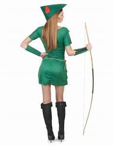 Robin Hood Kostüm Selber Machen : robin hood kost m damen kost me f r erwachsene und g nstige faschingskost me vegaoo ~ Frokenaadalensverden.com Haus und Dekorationen