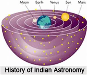 History of Indian Astronomy