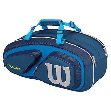 wilson    pack blue tennis bag walmartcom