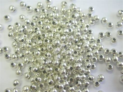 metallperlen zwischenteile metall spacer rund mm