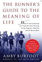 runners guide   meaning  life  amby burfoot