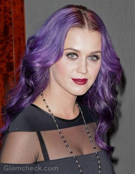 Katy Perry Katy Perry Purplehair