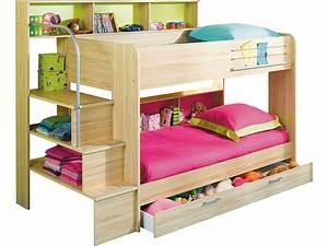 Lit Superposé Escalier : pingl par baline sur id es pour la maison pinterest ~ Premium-room.com Idées de Décoration