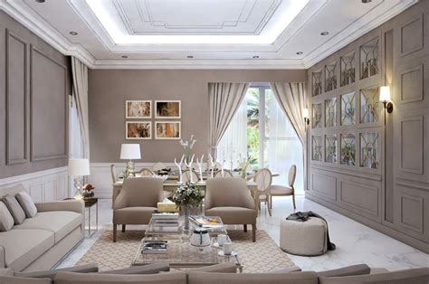 luxury villa interior design services in dubai mouhajer