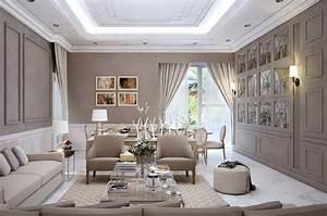 Luxury, Villa, Interior, Design, Services, In, Dubai