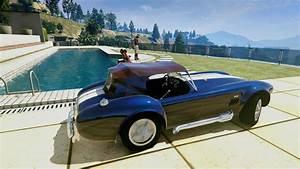 Vehicules Gta 5 : ac shelby cobra roofed version extras unlocked vehicules pour gta v sur gta modding ~ Medecine-chirurgie-esthetiques.com Avis de Voitures