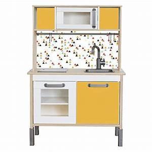 Möbel Farbe Ohne Schleifen : aufkleber passend f r deine ikea kinderk che duktig farbe ~ Watch28wear.com Haus und Dekorationen