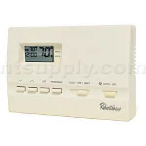 Robertshaw Thermostat 9600 Manual