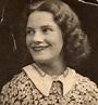 Alan Rickman's mother, Margaret Doreen Rose Bartlett Rickman (b. 6 Dec. 1911 on Queen Street, Treforest, Pontypridd, Glamorganshire, Wales - d ...
