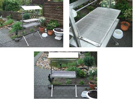 grill aus edelstahl selber bauen der neue mit nem edelen eigenbau edelstahlgrill grillforum und bbq www grillsportverein de