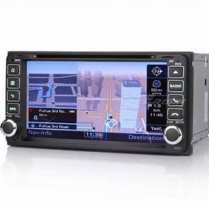 7 U0026quot  Car Dvd For Toyota Rav4 2001 2008  U0026 Corolla 2000 2006  U0026 Avanza 2003 2010  U0026 Hilux 2001 2011