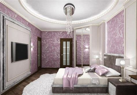 Purple And Silver Bedrooms by 15 Ravishing Purple Bedroom Designs Home Design Lover