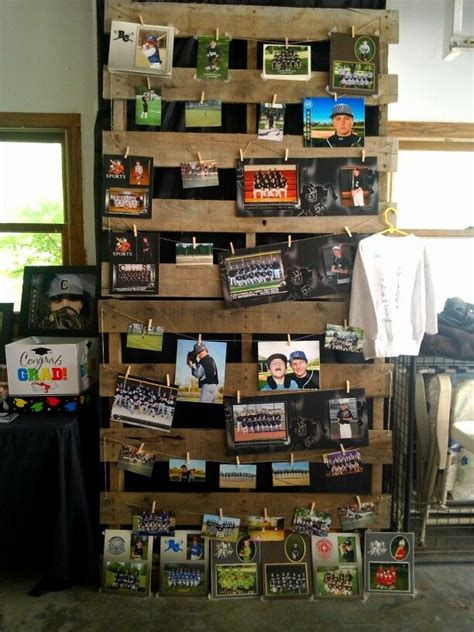 Decorating Ideas Using Pallets by Graduation Decorating Diy With Pallets And Photos