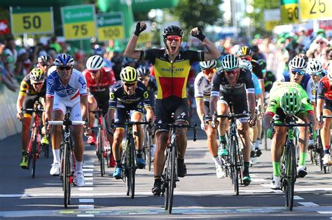 Raced over nine days, the event covers two weekends in the latter half of june. Tour de Suisse: Gilbert wins bunch sprint, Küng takes lead - VeloNews.com