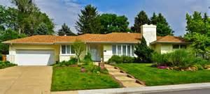 split level homes floor plans denver s single family homes by decade 1950s