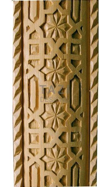Carved Door Trim ? Tazi Designs