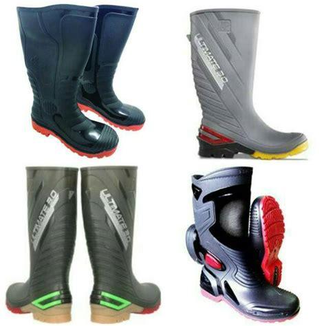 sepatu safety proyek dan pertanian ap boot ultimate 2016