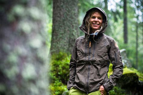zipped jacket fjällräven keb eco shell jacket review mpora
