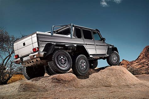 Almaz 4k Wallpapers by Mercedes G Class 6x6 Whips Uber Apparatus