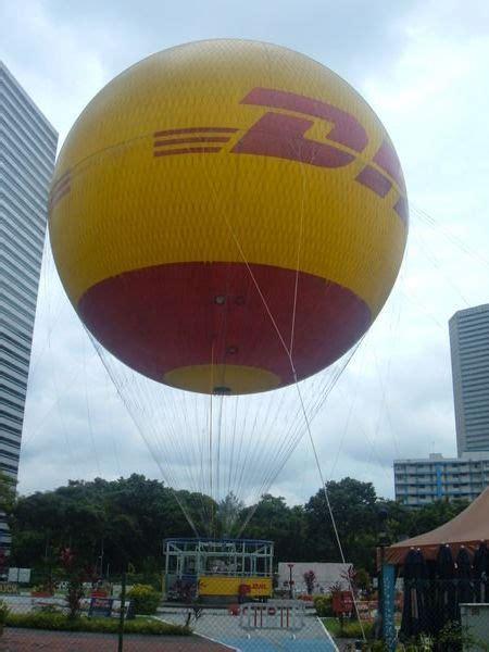 giant helium balloon photo