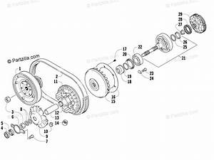 Arctic Cat Side By Side 2006 Oem Parts Diagram For