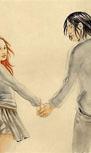Goodbye - Severus Snape & Lily Evans Fan Art (21775063 ...