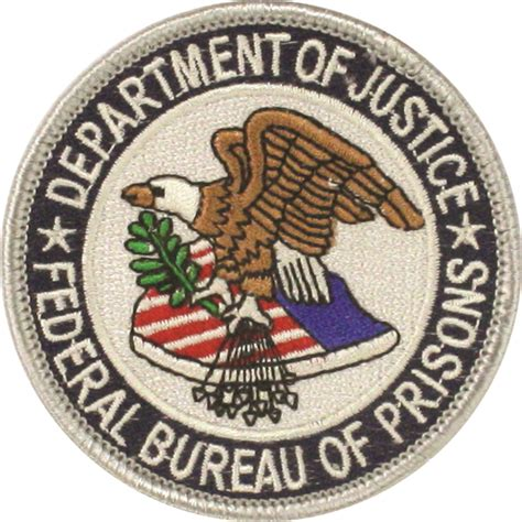federal bureau of federal bureau of prisons