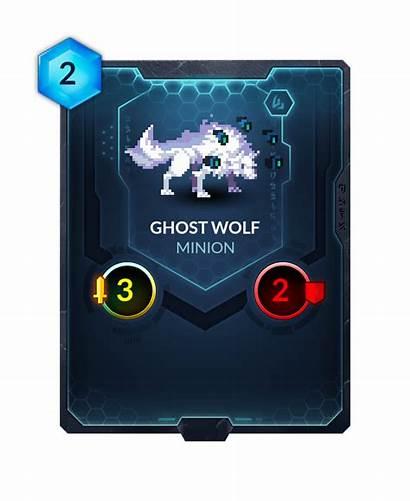Wolf Ghost Duelyst Gamepedia