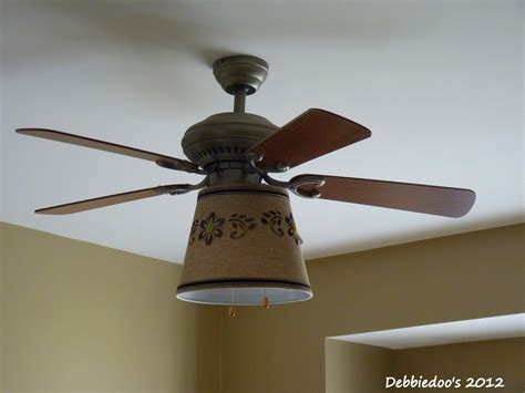drum shade ceiling fan drum shade for a ceiling fan