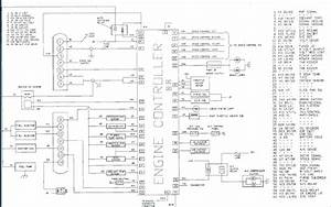 Mercedes Benz W124 230e Wiring Diagram