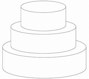 Images Of Blank Cake Sketch Template
