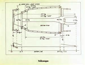 Vw Floor Pan Dimensions Thesamba View Topic Pan Drawing Required