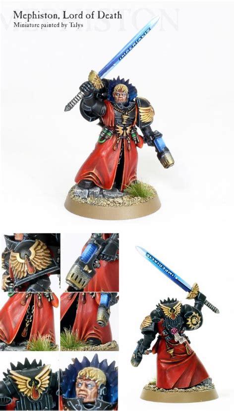 Mephiston Lord Death Kitbash Custom Forum