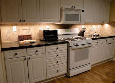 led lights kitchen units ideas for installing led lights underneath kitchen 8963