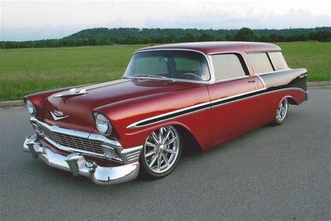 1956 Chevrolet Nomad Custom Wagon 189005