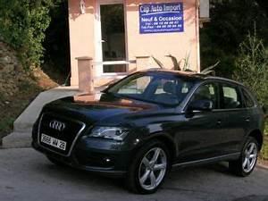 Audi Q5 Prix Occasion : occasion audi q5 carburant diesel annonce audi q5 en corse n 1033 achat et vente ~ Gottalentnigeria.com Avis de Voitures