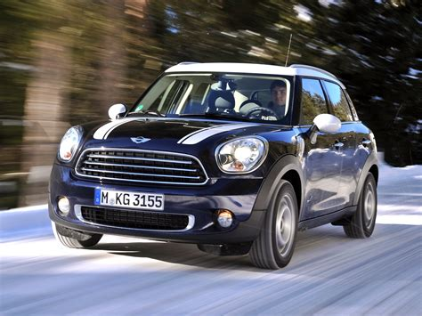 Mini Cooper Countryman Modification by Cooper Countryman 1st Generation Cooper Countryman