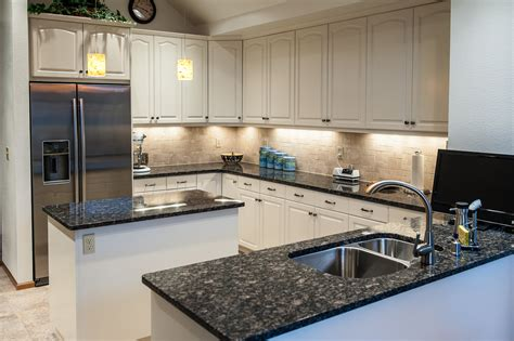 Kitchen With Both Peninsula And Island by Is A Kitchen Island In Your Future Construction Inc