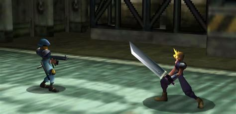 mod creates hd final fantasy vii  ai neural networks