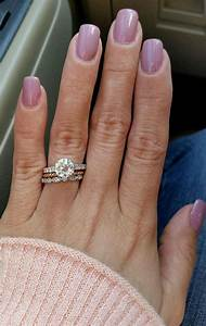 stacked wedding ring styles that39ll leave you breathless With stacked wedding rings weddingbee